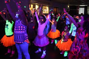 Glow UV Party